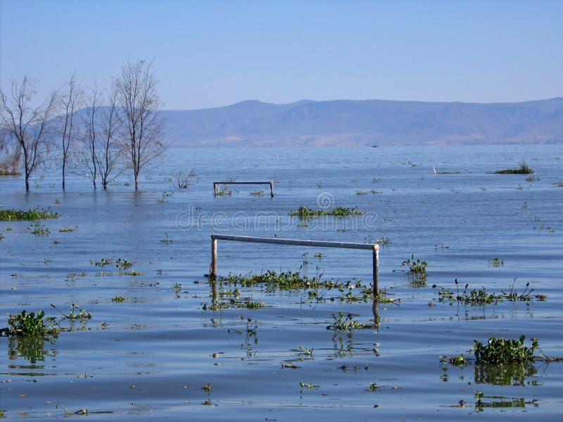 Inundación imagenes de archivo
