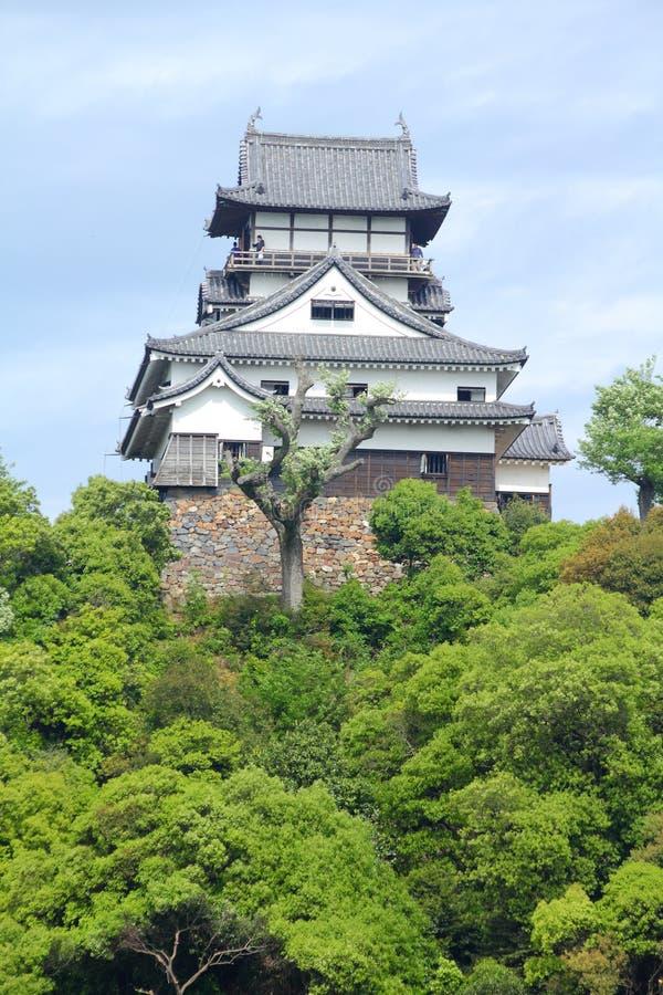 Inuyama royalty-vrije stock afbeelding