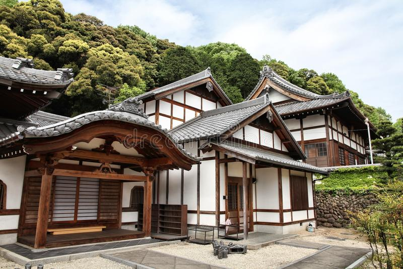 Inuyama, Japan stock photography