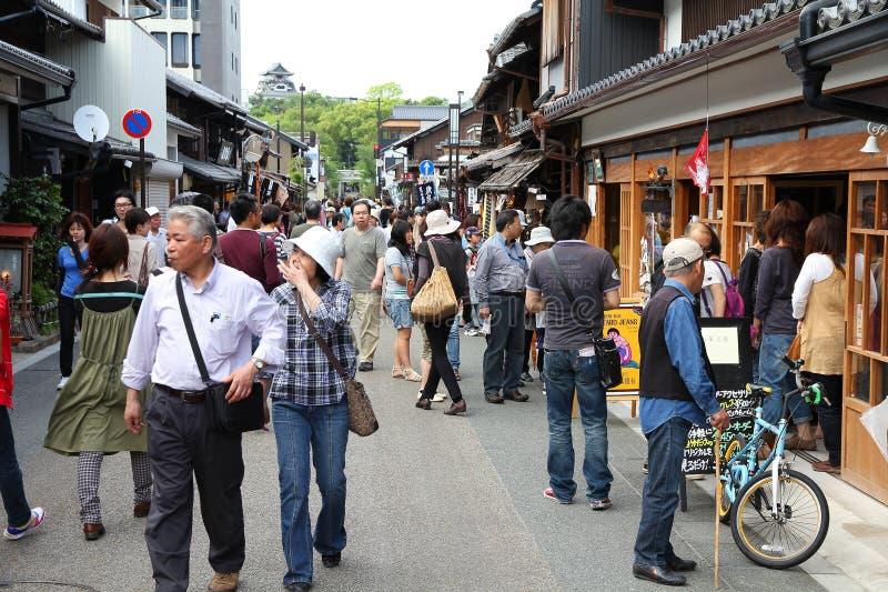 Inuyama, Japan royalty free stock photos
