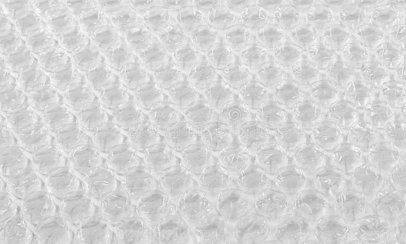 Invólucro com bolhas de ar fotos de stock