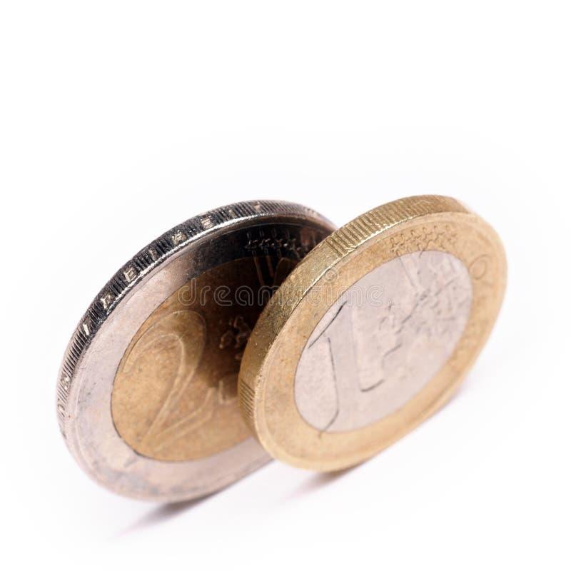 invente l'euro images stock
