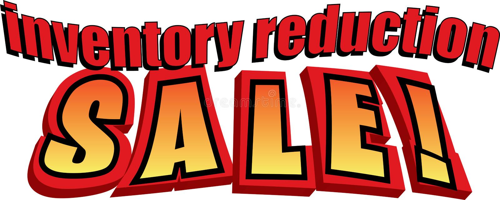 Image result for inventory reduction sale