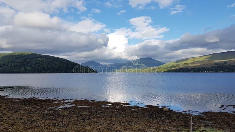Inveraray, Σκωτία στοκ εικόνες