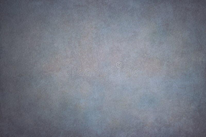 Inverdisca il contesto dipinto dello studio del panno del tessuto della mussola o della tela immagine stock