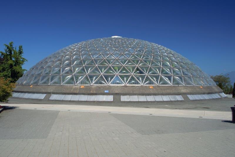 Invernadero de Bloedel, Vancouver imagenes de archivo