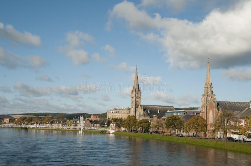 Inverness foto de stock