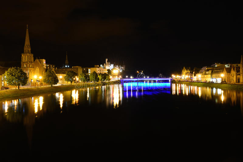 Inverness foto de stock