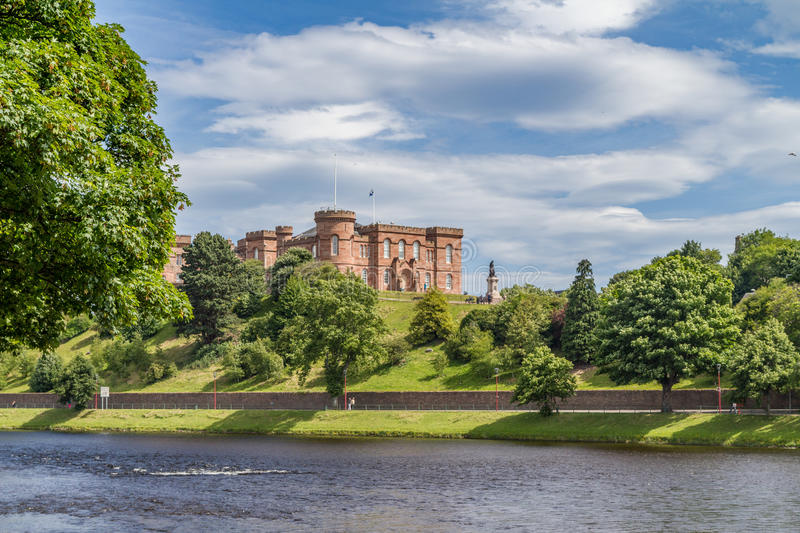 Download The inverness castle stock photo. Image of home, fortress - 83707772