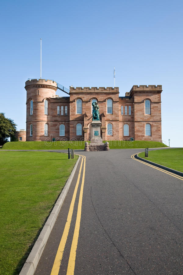 Download Inverness Castle, Scotland stock image. Image of scotland - 11707709
