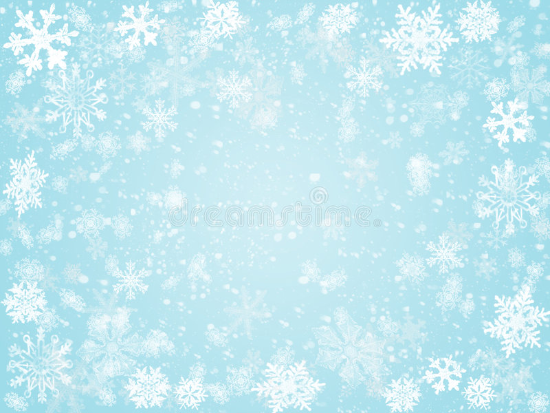 Inverno 2 ilustração do vetor