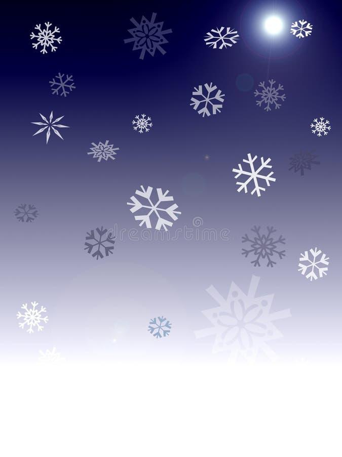 Inverno ilustração do vetor