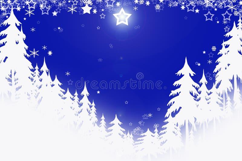Inverno illustrazione di stock
