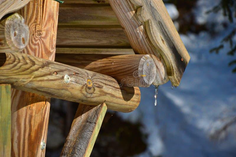 Inverno fotografie stock