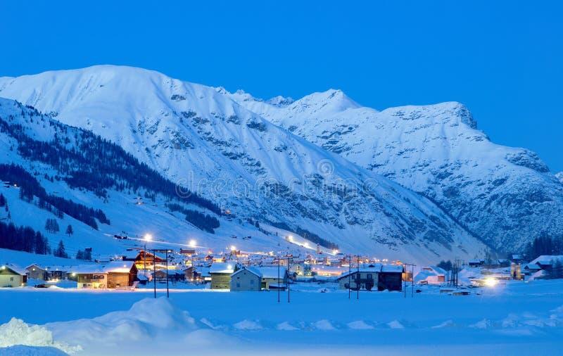 Inverno in Apls immagine stock libera da diritti