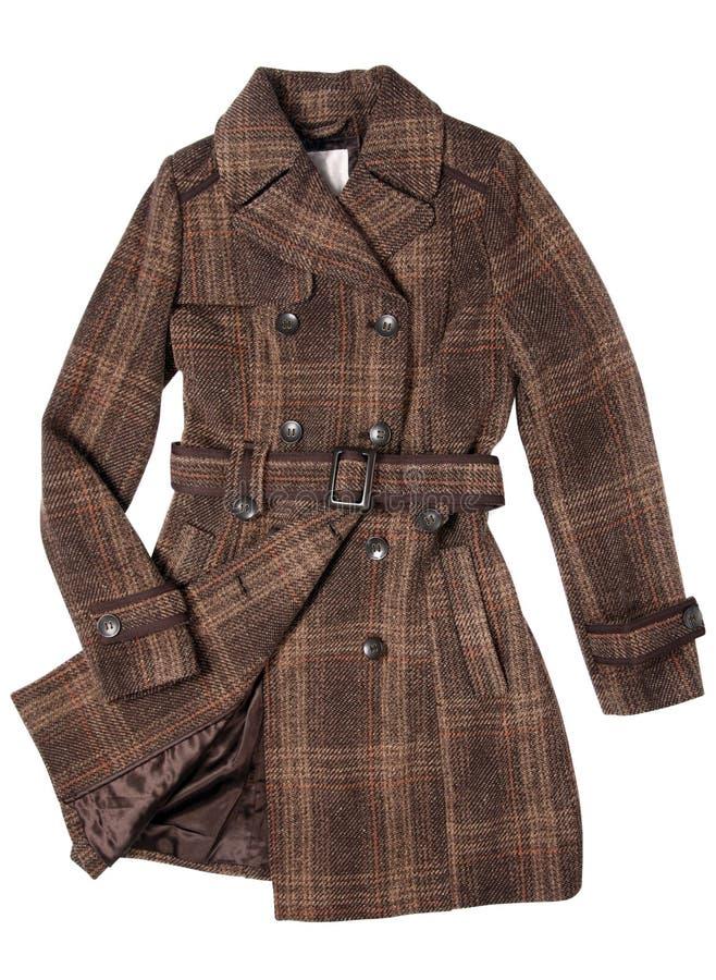 Inverno da mulher, roupa fotografia de stock