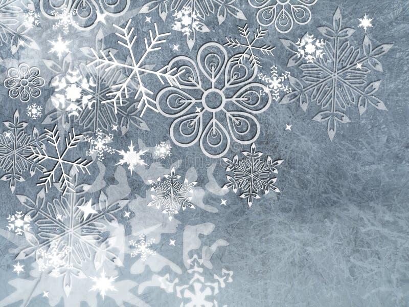Inverno di Backrounds royalty illustrazione gratis