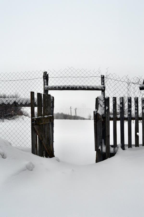 Inverno em Rússia fotos de stock