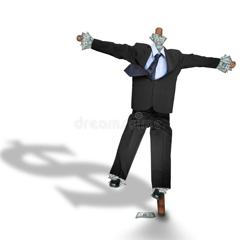 Inversión de protección del dinero imagenes de archivo