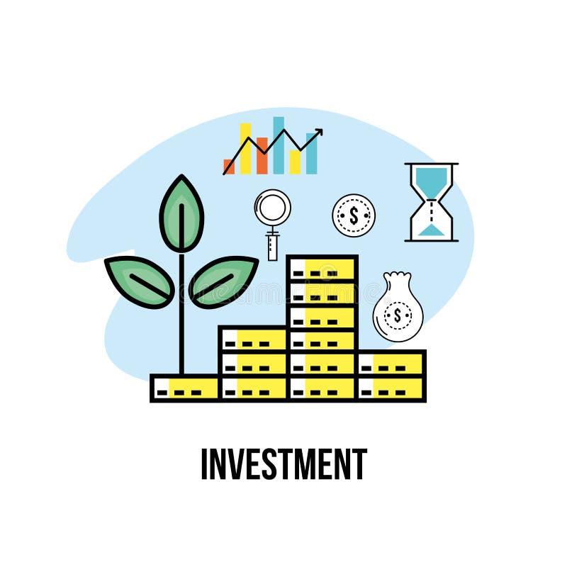 Inversión y analytics a la estrategia de la corporación libre illustration