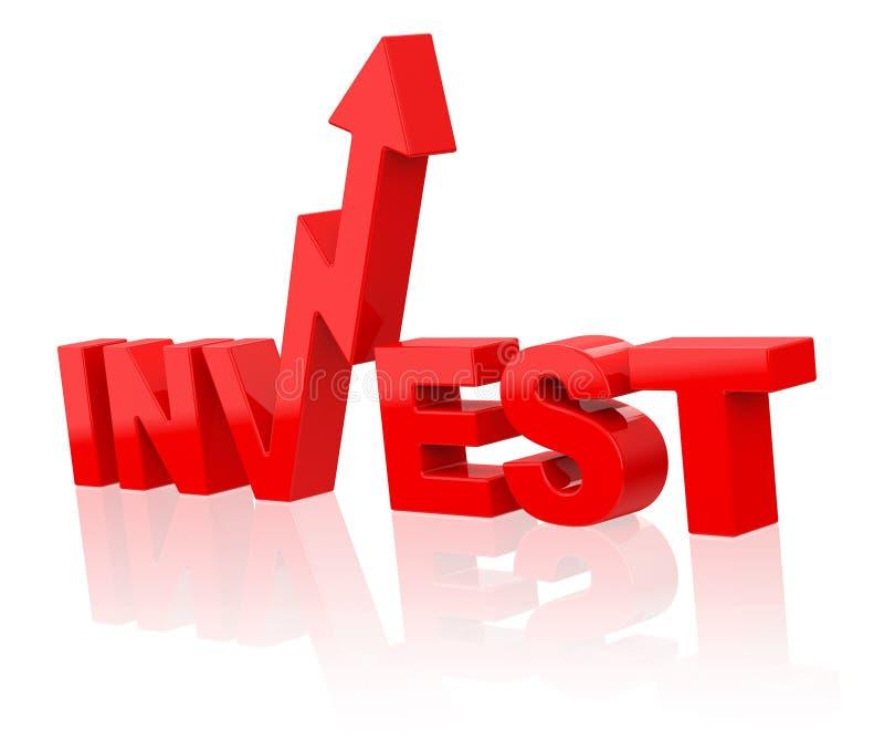 invest vektor abbildung