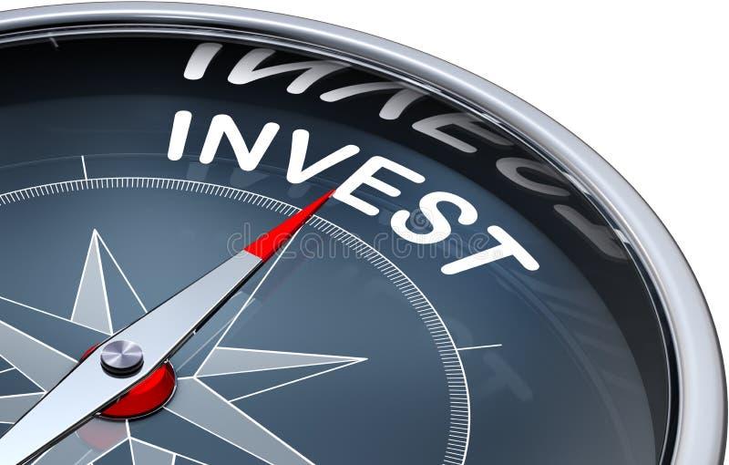 Investa immagine stock