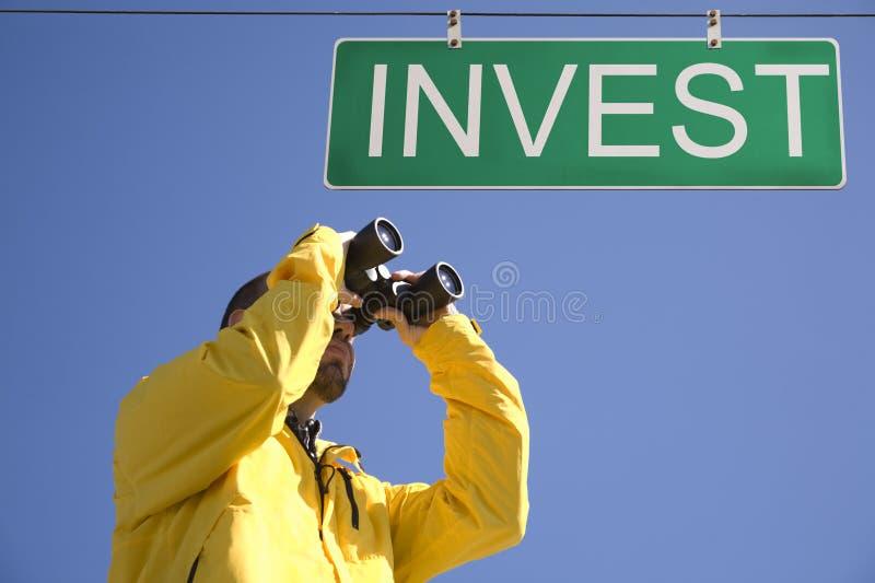 Investa Fotografia Stock Libera da Diritti