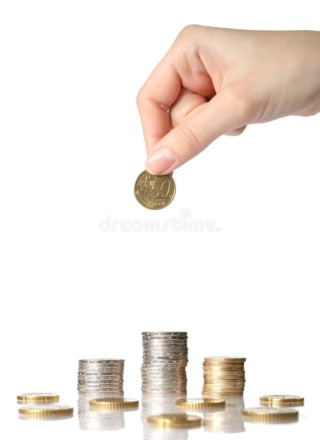 Investeer. stock foto