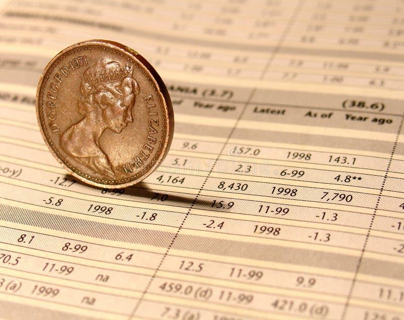Investering royalty-vrije stock afbeelding
