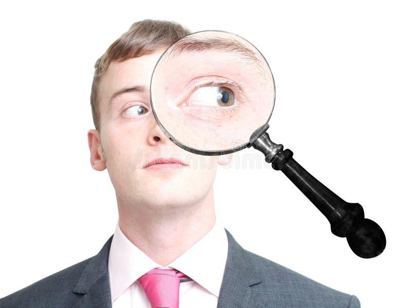 Investigação imagens de stock