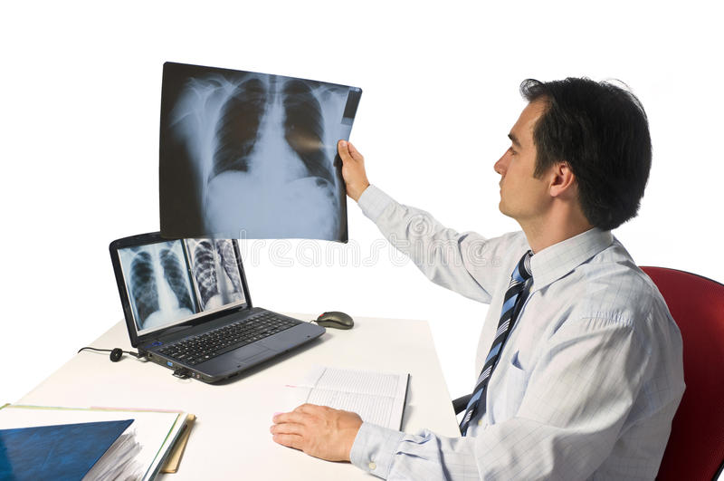 Investigación clínica imagenes de archivo