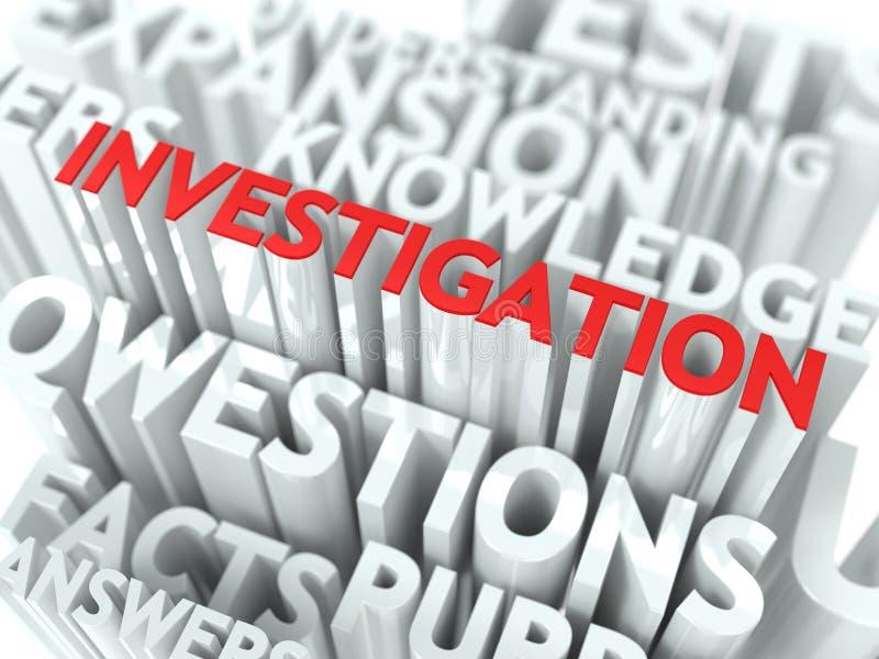 Download Investigation Concept. stock illustration. Illustration of data - 29164714