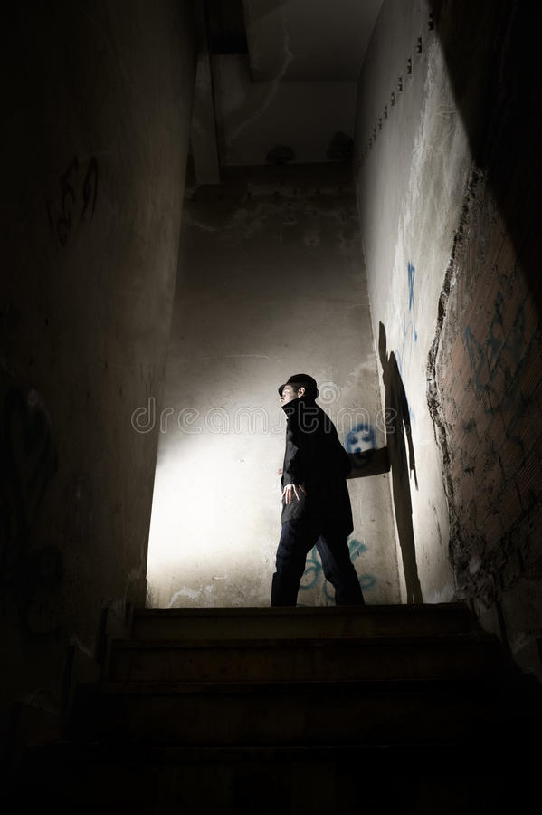 Download Investigation process stock photo. Image of spying, creepy - 28090732