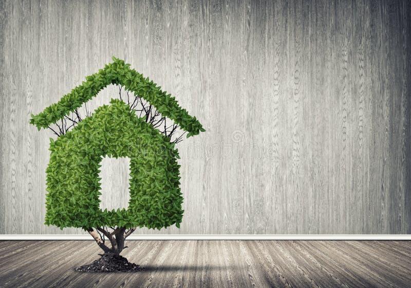 Investimenti immobiliari illustrazione vettoriale