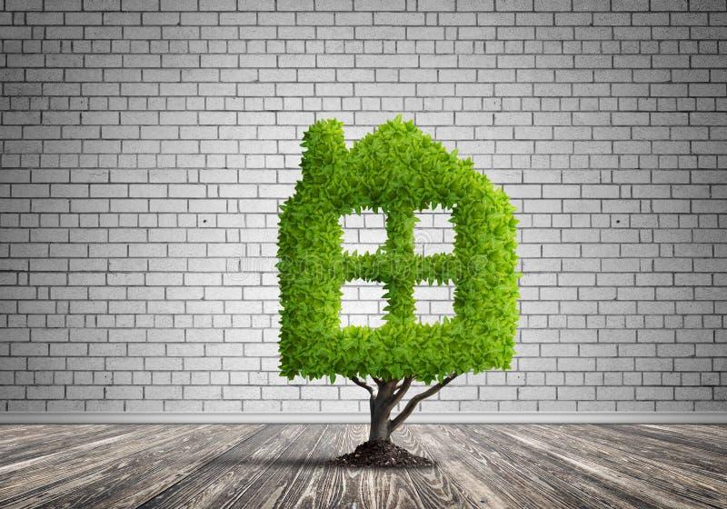 Investimenti immobiliari illustrazione di stock