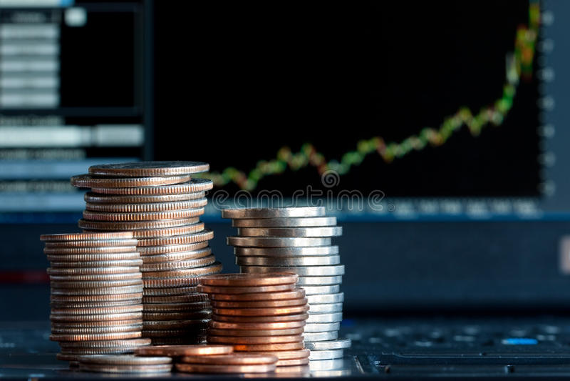 Investimento immagini stock libere da diritti