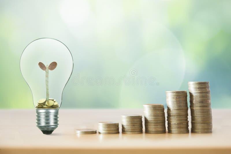 Investimento do conceito imagem de stock royalty free