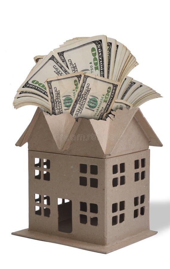 Investimento domestico. immagini stock libere da diritti