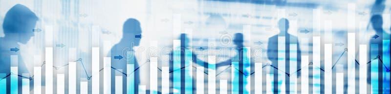 Investimento na negociação financeira analisando forex currency economy crescimento abstrato nos fundos empresariais pessoas mode fotos de stock royalty free