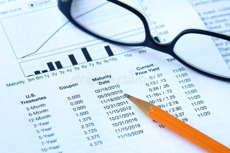 Investimento nas ligações imagens de stock royalty free