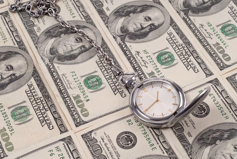 Investissement de votre argent photographie stock