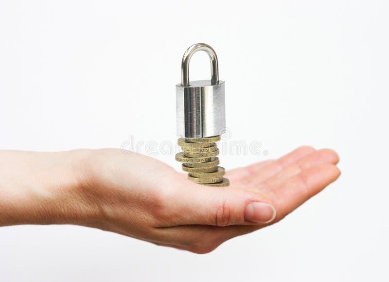 Investissement sûr image libre de droits