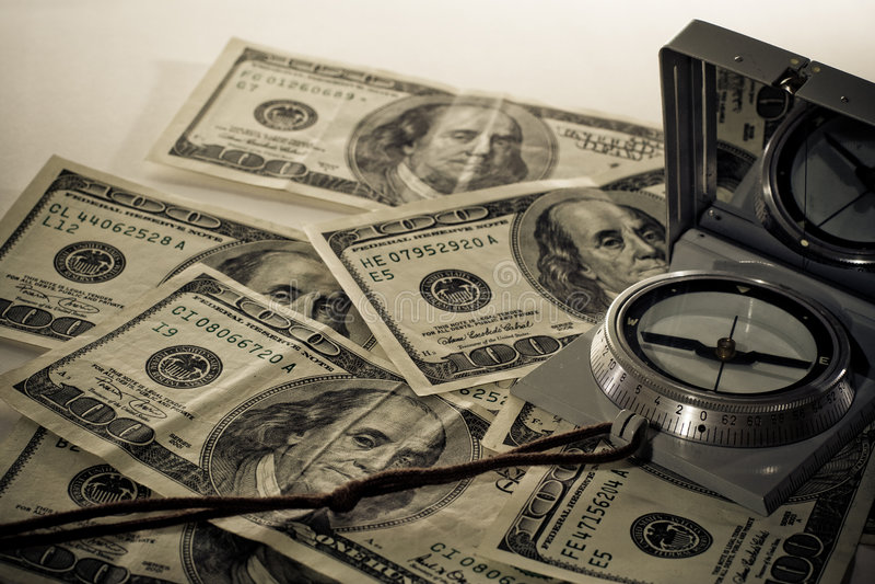 Investitionsplanungsstrategie lizenzfreies stockfoto