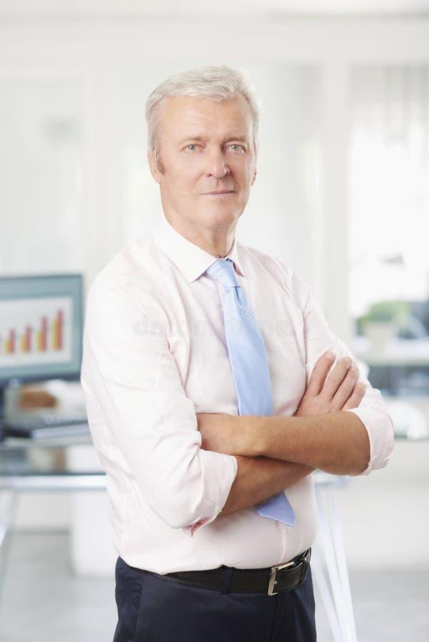 Investment advisor businessman stock photography