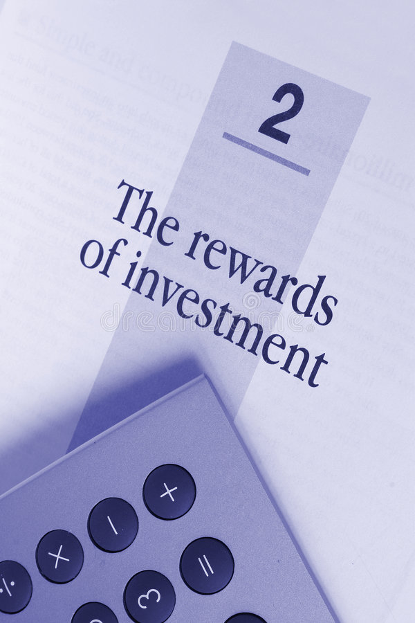 Download Investment Rewards stock image. Image of bonds, strategy - 464713
