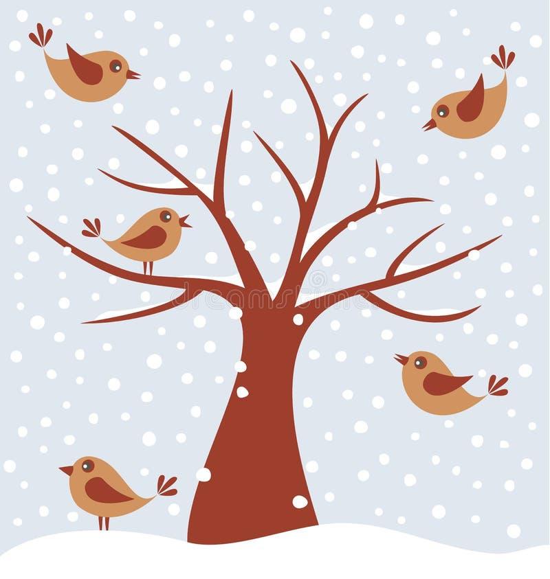 Invierno libre illustration