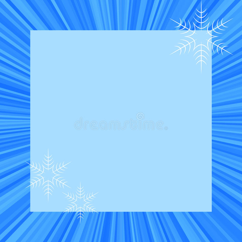 Invierno background-03 ilustración del vector