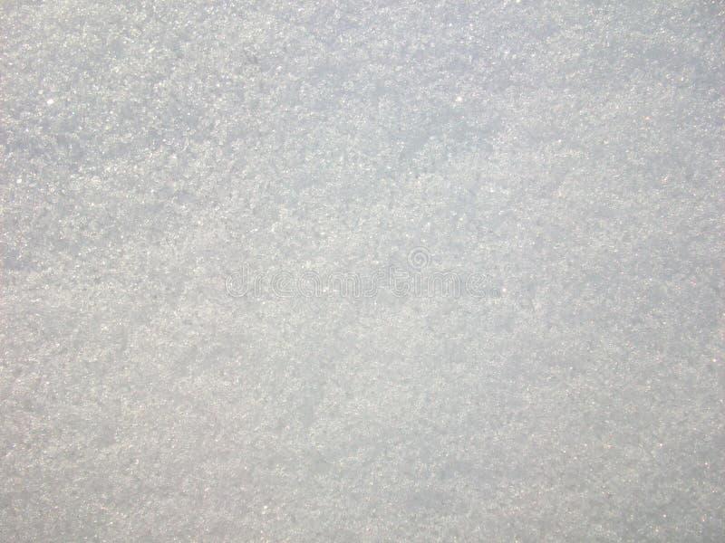 Invierno de la nieve del fondo imagen de archivo libre de regalías