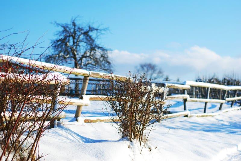 Invierno en Lindau Bodensee imágenes de archivo libres de regalías
