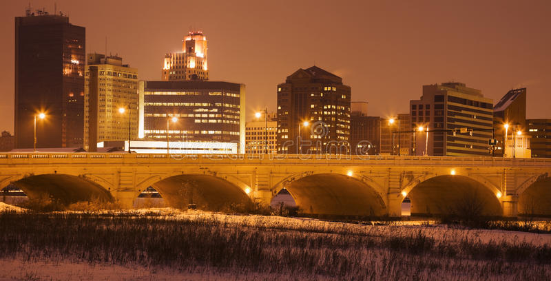 Invierno en Toledo fotos de archivo libres de regalías